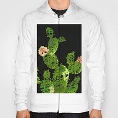 weird cactus black version Hoody