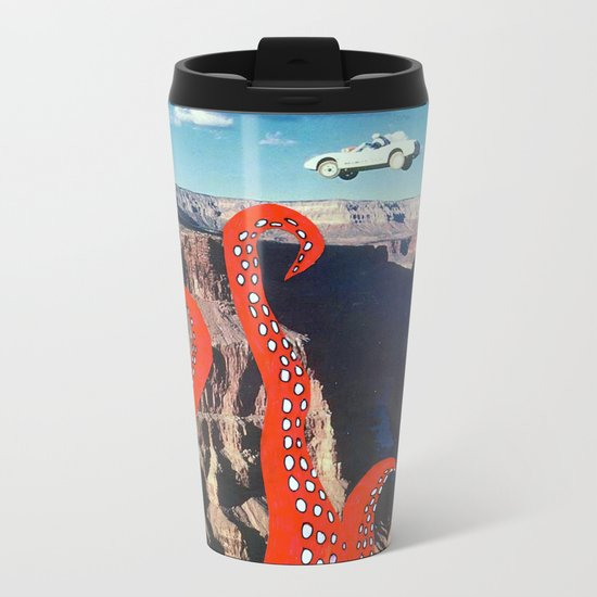 Canyon Metal Travel Mug