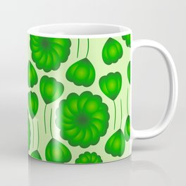 Floral greenery Coffee Mug