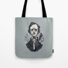 Mr. Poe  Tote Bag