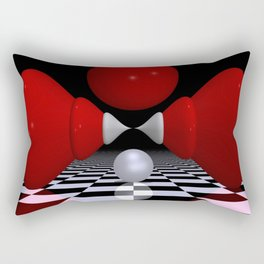 twin-glob Rectangular Pillow