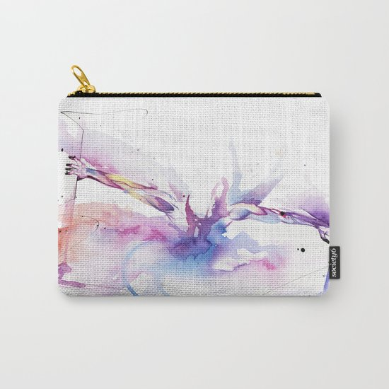Outside The Picture Carry-All Pouch
