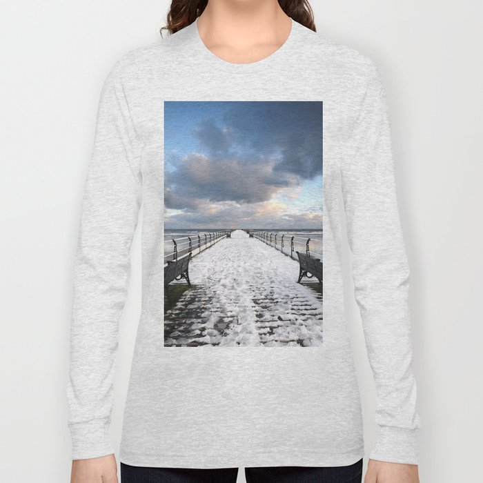 Saltburn by the Sea Long Sleeve T-shirt