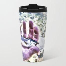 Fish Hand Travel Mug