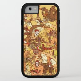 Some Guys Like it Rough iPhone Case