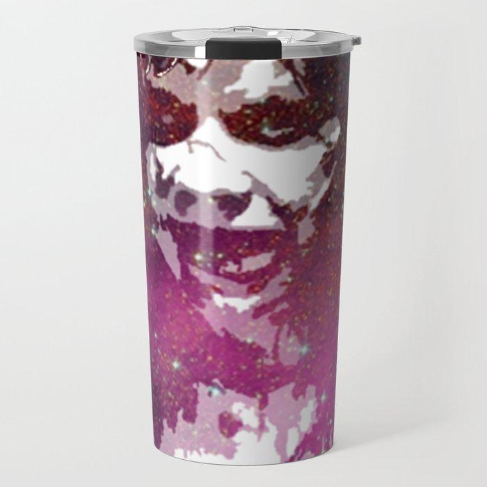 Galaxy Linda Blair Regan MacNeil The Exorcist Travel Mug