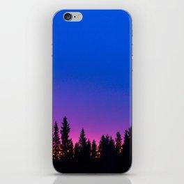 lapland iPhone Skin