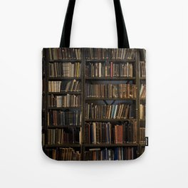 Library books Tote Bag