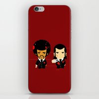 pulp fiction iPhone & iPod Skins featuring pulp fiction by sEndro