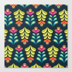 Betty's Garden Canvas Print