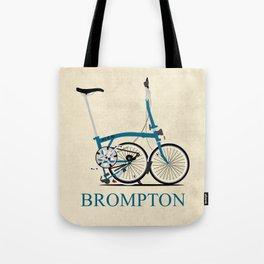 Brompton Bike Tote Bag
