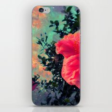Bloom into a Galaxy iPhone & iPod Skin