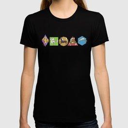 Geometric Unicorns T-shirt