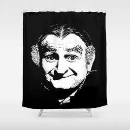 Grandpa Munster from the Munsters Shower Curtain