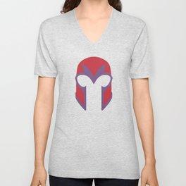 Magneto Helmet Unisex V-Neck