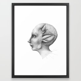 Thelma Framed Art Print