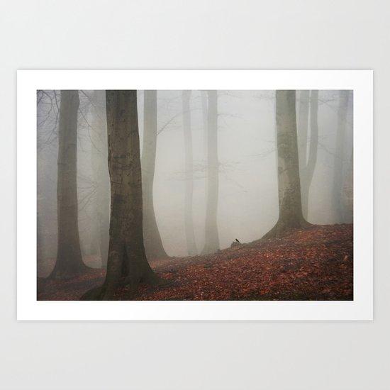 ambience Art Print