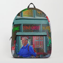 Gyros of Seattle Backpack