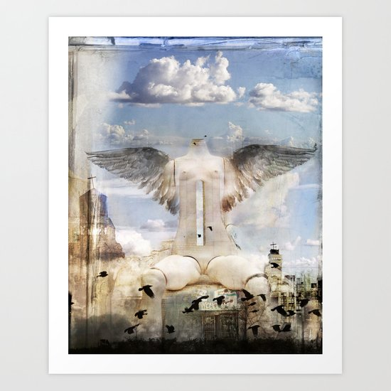 City of Hope Art Print