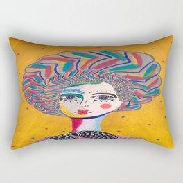 Tammy. Rectangular Pillow