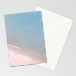 """""""Ocean dreams"""". At the paradise Stationery Cards"""