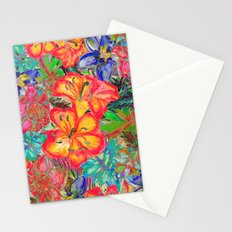 My Tropical Garden 6 Stationery Cards