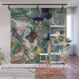 Abstract Paint 1 Wall Mural