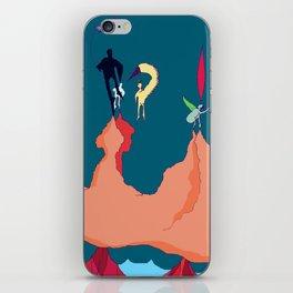 Wanderers bargain iPhone Skin