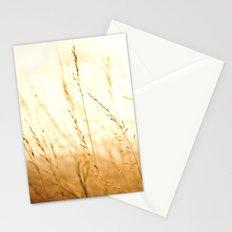 Fields of Bronze Stationery Cards