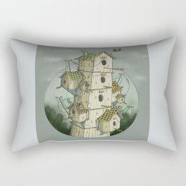 COLORtemple Rectangular Pillow