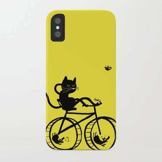 Slaved mouses iPhone Case
