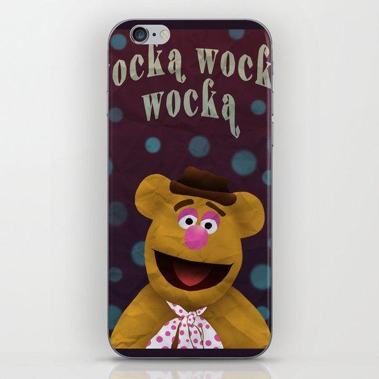 Wocka, wocka, wocka iPhone & iPod Skin