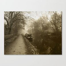 Canal 2 Canvas Print