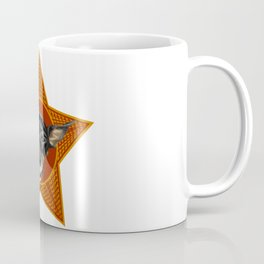 Min-Pin (orange & red) Coffee Mug