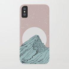 Peace iPhone X Slim Case