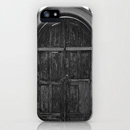 Door to Mexico iPhone Case