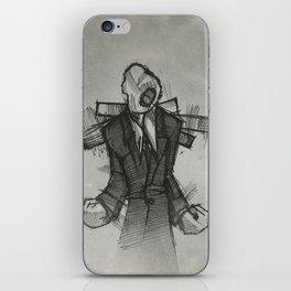 Wraith II. iPhone Skin