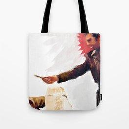 DEATH WISH Tote Bag