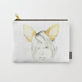 Chihuahua girl Carry-All Pouch