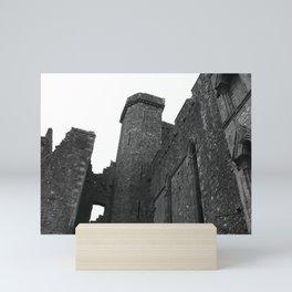 Rock of Cashel, Ireland 02 Mini Art Print