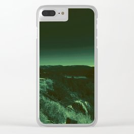 1258 Clear iPhone Case