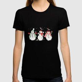 Snowman Winter Wonderland T-shirt