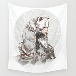 Bear Mountain Wall Tapestry