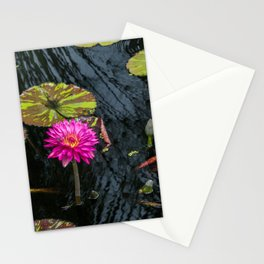 Amazonian Water Lily Stationery Cards