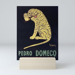 Vins fins de XERES Pedro Domeco - 1730 Tiger Bottle Mini Art Print