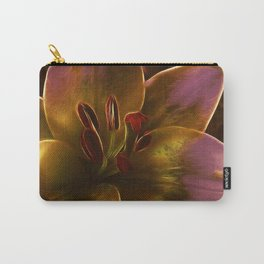 A touch of Gold Carry-All Pouch