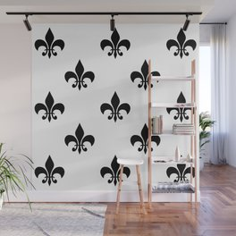 Fleur-De-Lis NEW Wall Mural