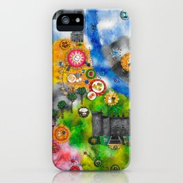 Places Series - Kilkenny iPhone Case