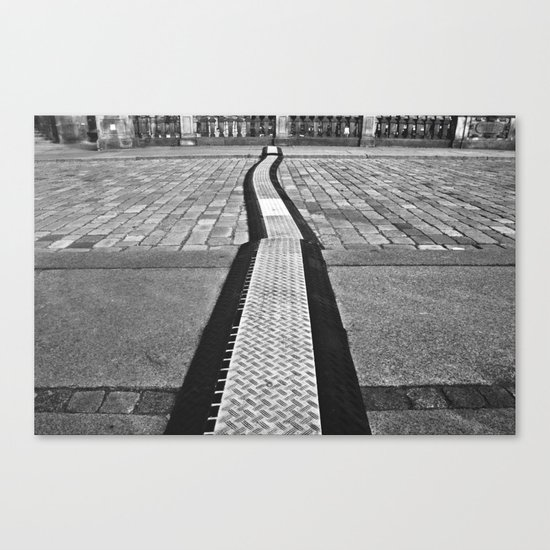 SIGNS for the UNKNOWN  Canvas Print