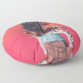 Phonohead Floor Pillow